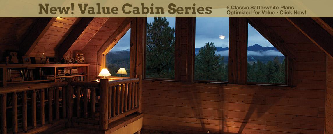 Satterwhite Log Homes Cabins Kits Supplies Thousands