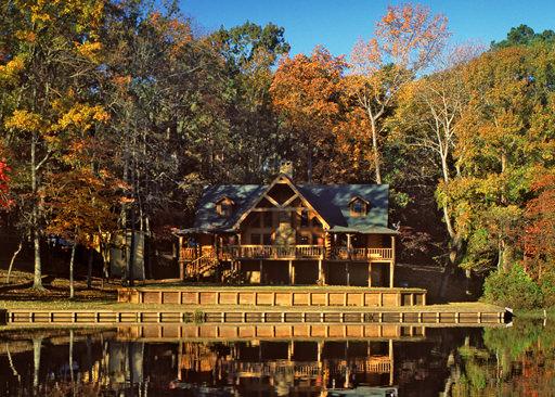 Satterwhite Log Homes - Cabins, Kits, Supplies - Thousands